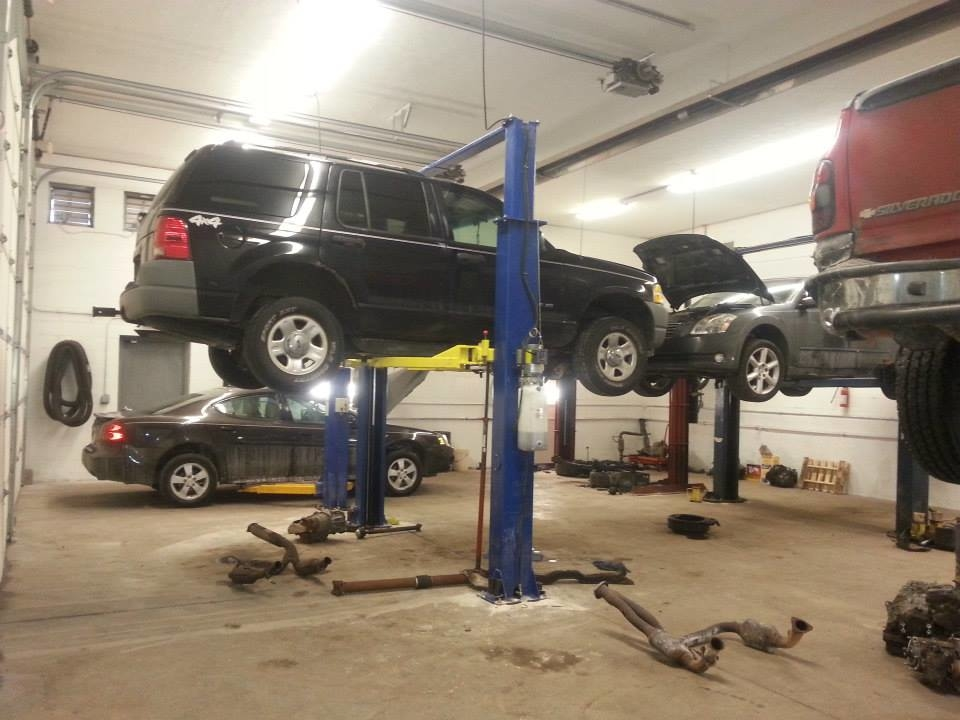 Conrad S Tire Express Total Car Care Akron Oh