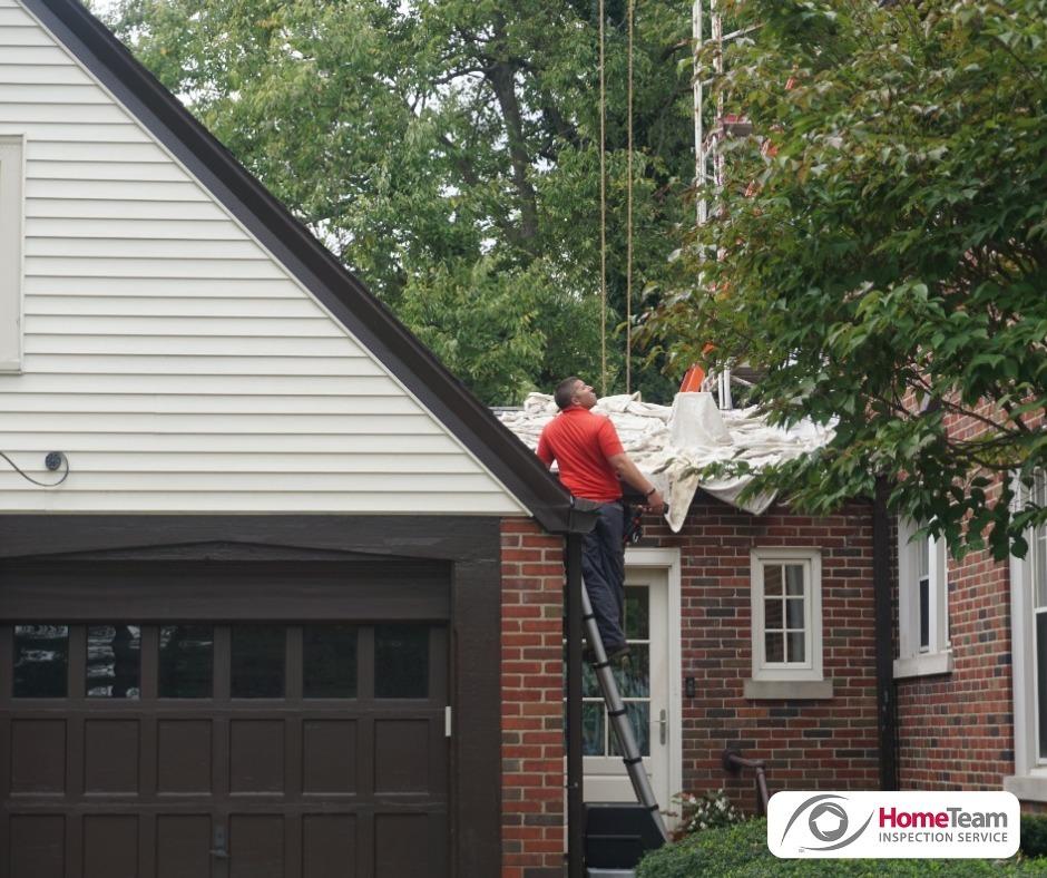 No detail left unchecked! HomeTeam Inspection Service Louisville (502)785-8142