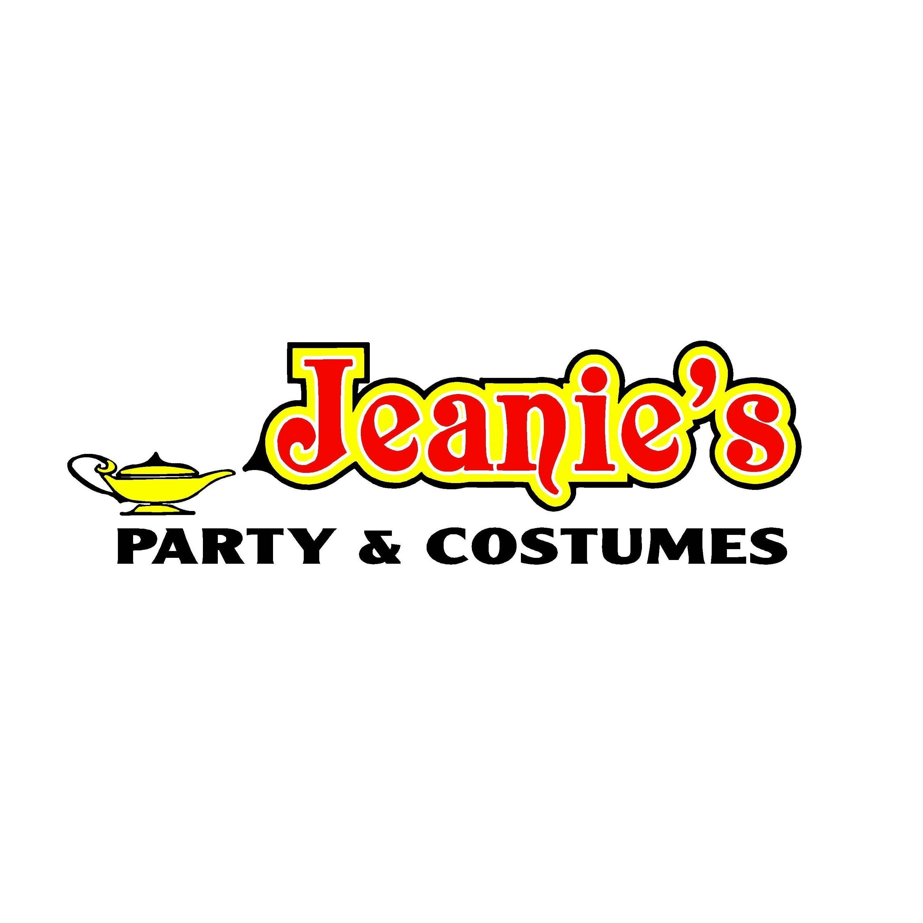 Jeanie's Party & Costumes