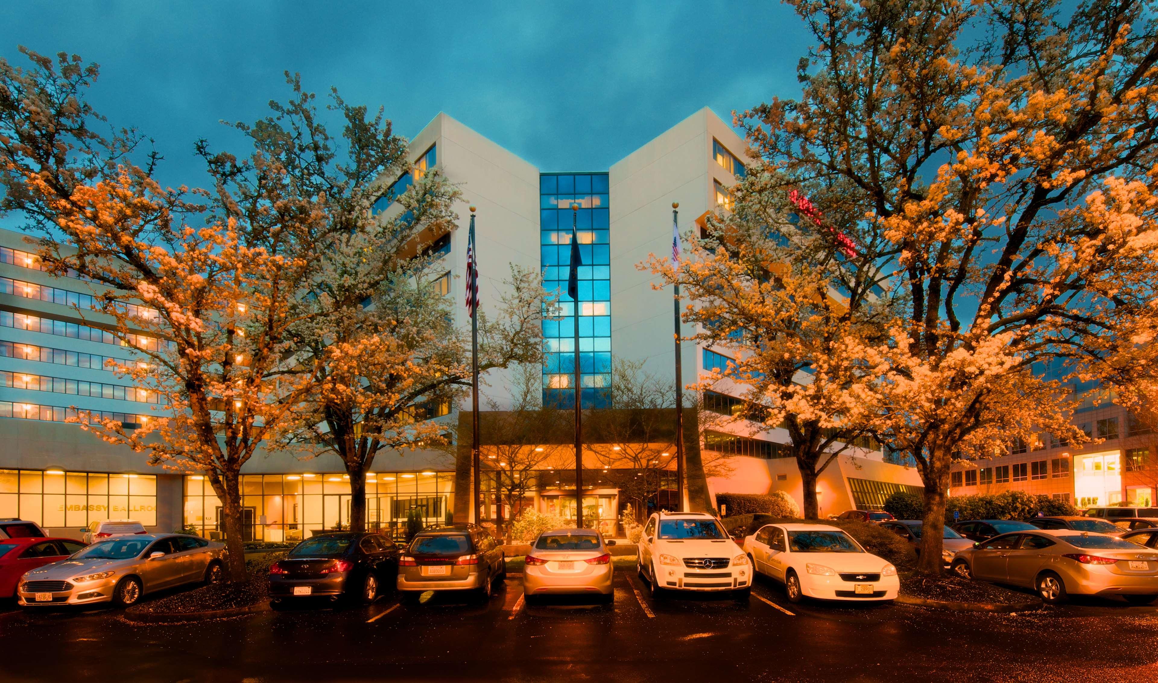 Hotels Near Washington Square Portland