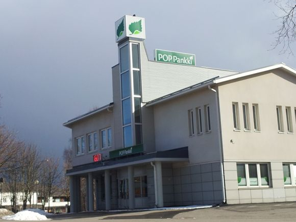 POP Pankki Kyrönmaan Osuuspankki Vähäkyrön konttori