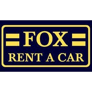 Fox Rent A Car Phoenix