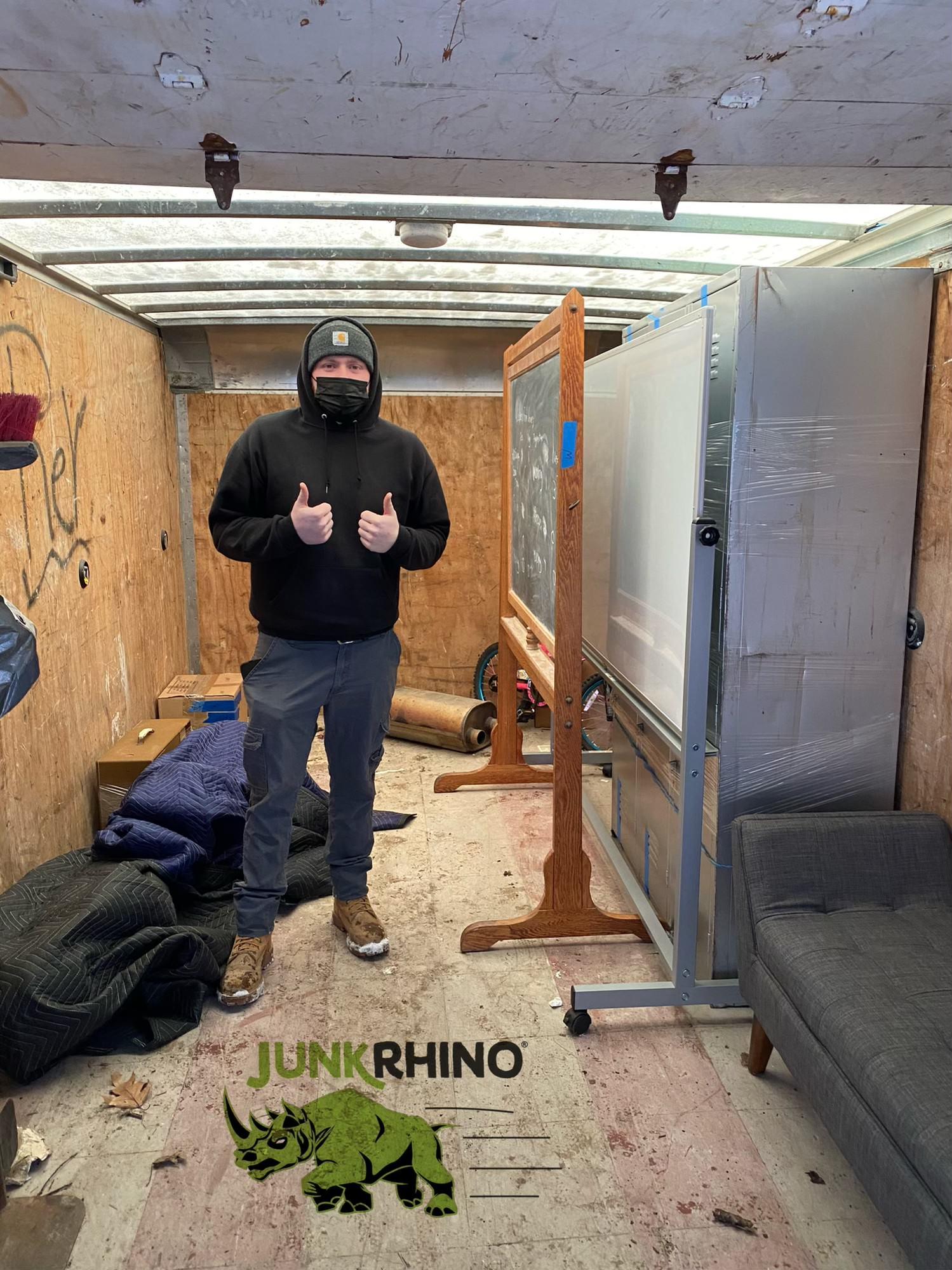 Junk Rhino