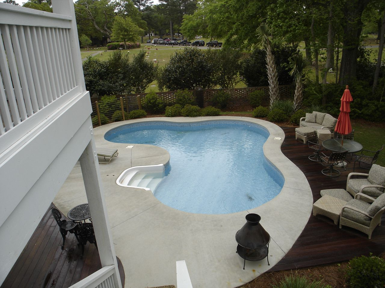 Jfm pools in wilmington nc swimming pool contractors for Swimming pool dealers