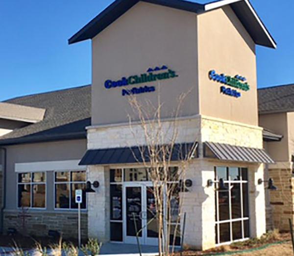 Cook Children's Psychiatry Clinic - Lewisville