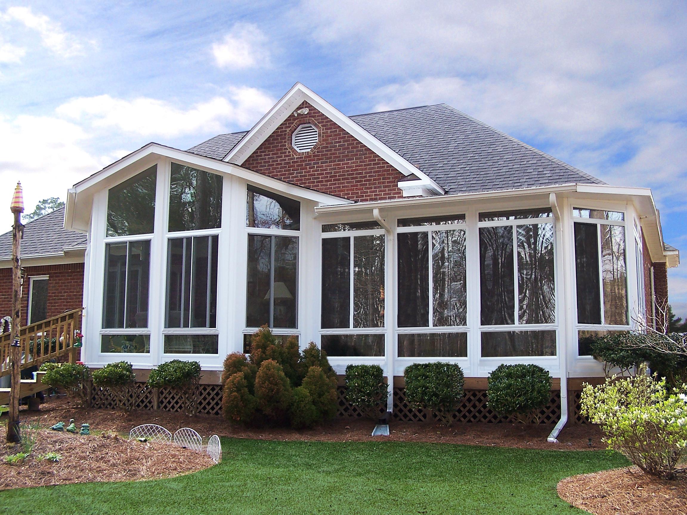 Thermal Shield Windows Sunrooms Lexington Kentucky Ky