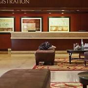 Renaissance Austin Hotel Lobby