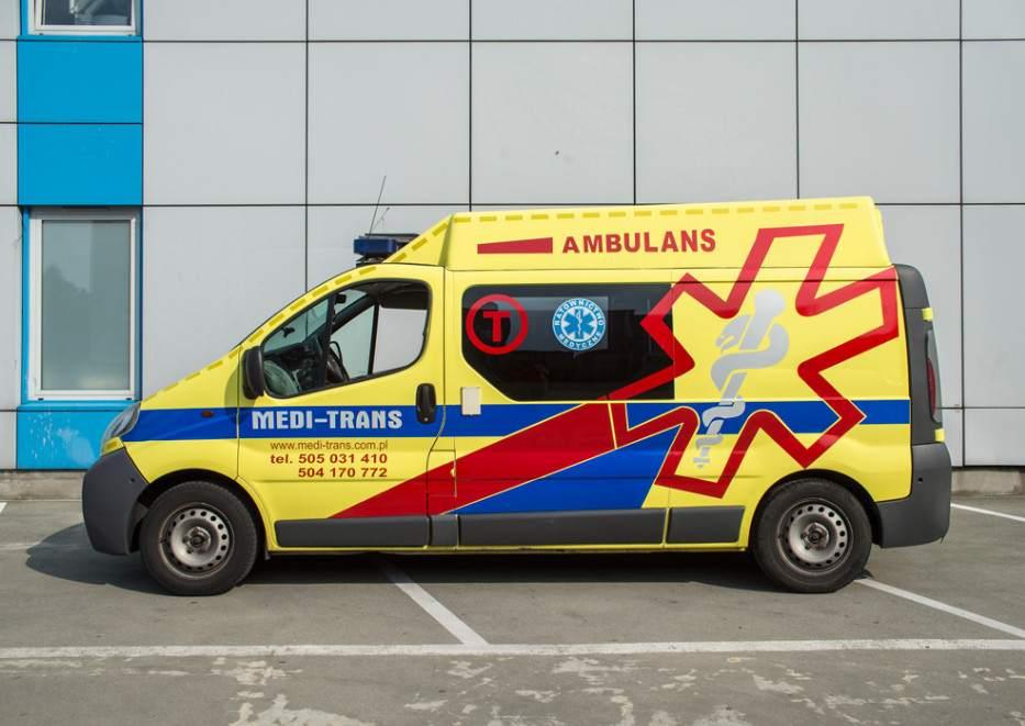 Medi-Trans Transport Medyczny