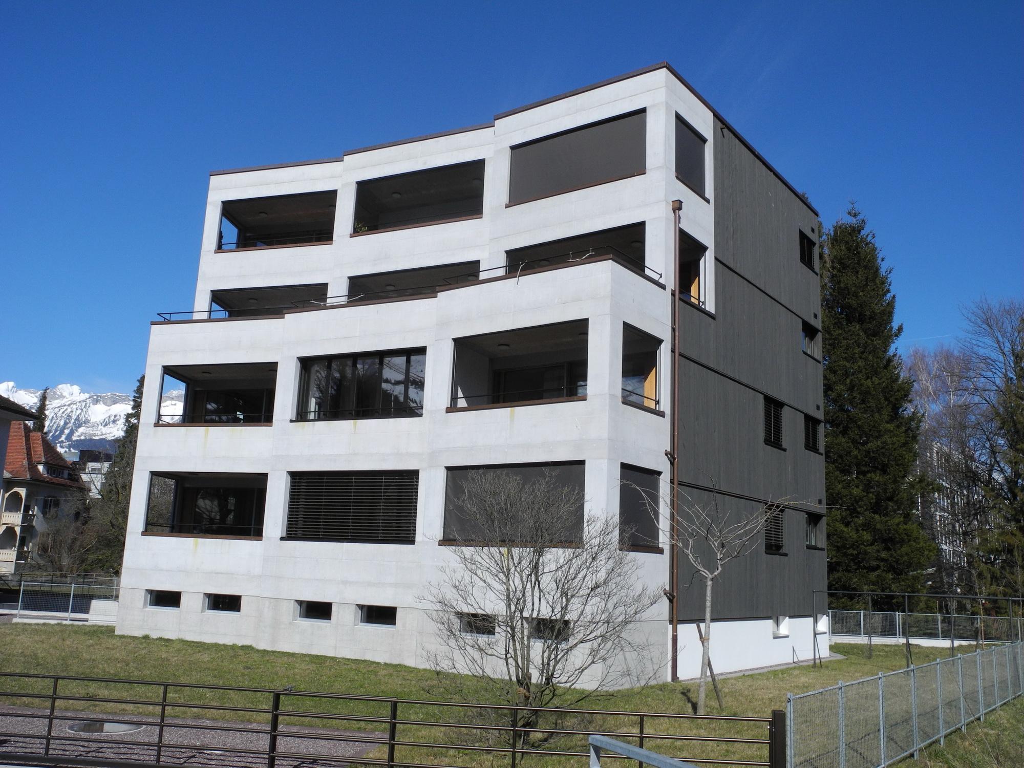 Schwendener AG, Bauunternehmen