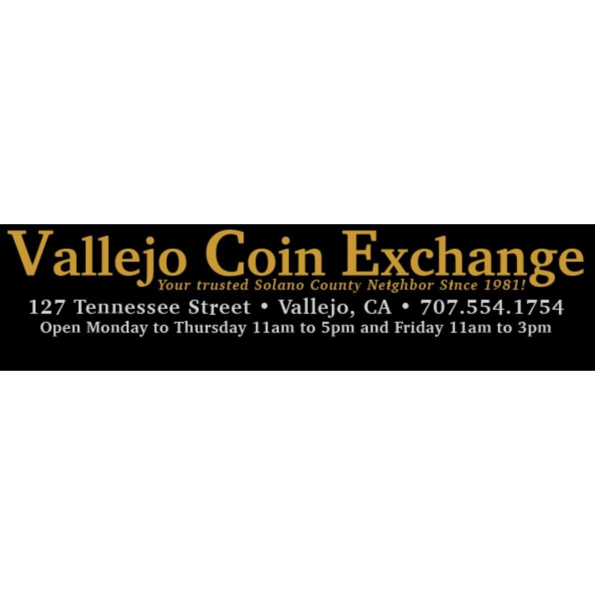Vallejo Coin Exchange - Vallejo, CA - Art & Antique Stores, Restoration