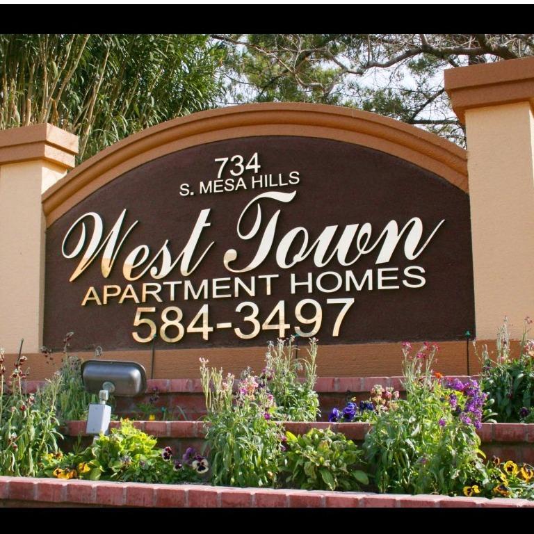 West Town Apartments El Paso Texas Tx