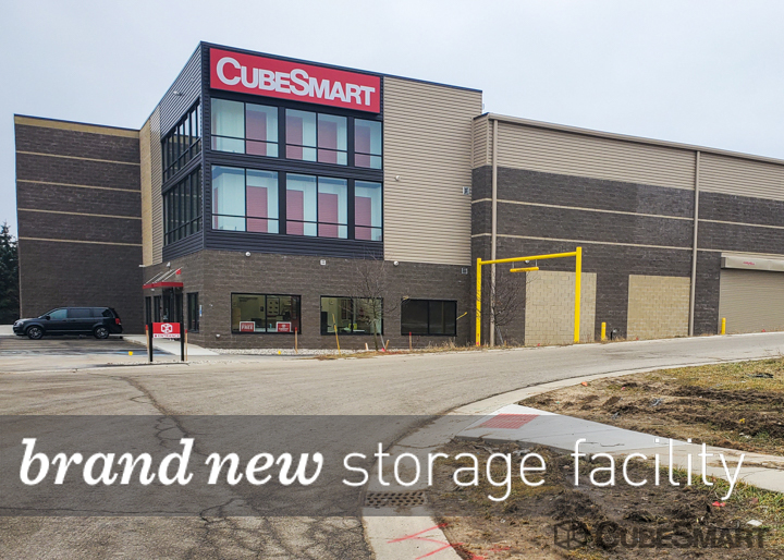 CubeSmart Self Storage - Comstock Park, MI 49321 - (616)202-1172 | ShowMeLocal.com