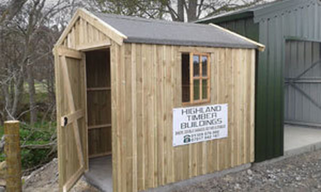 Highland Timber Buildings