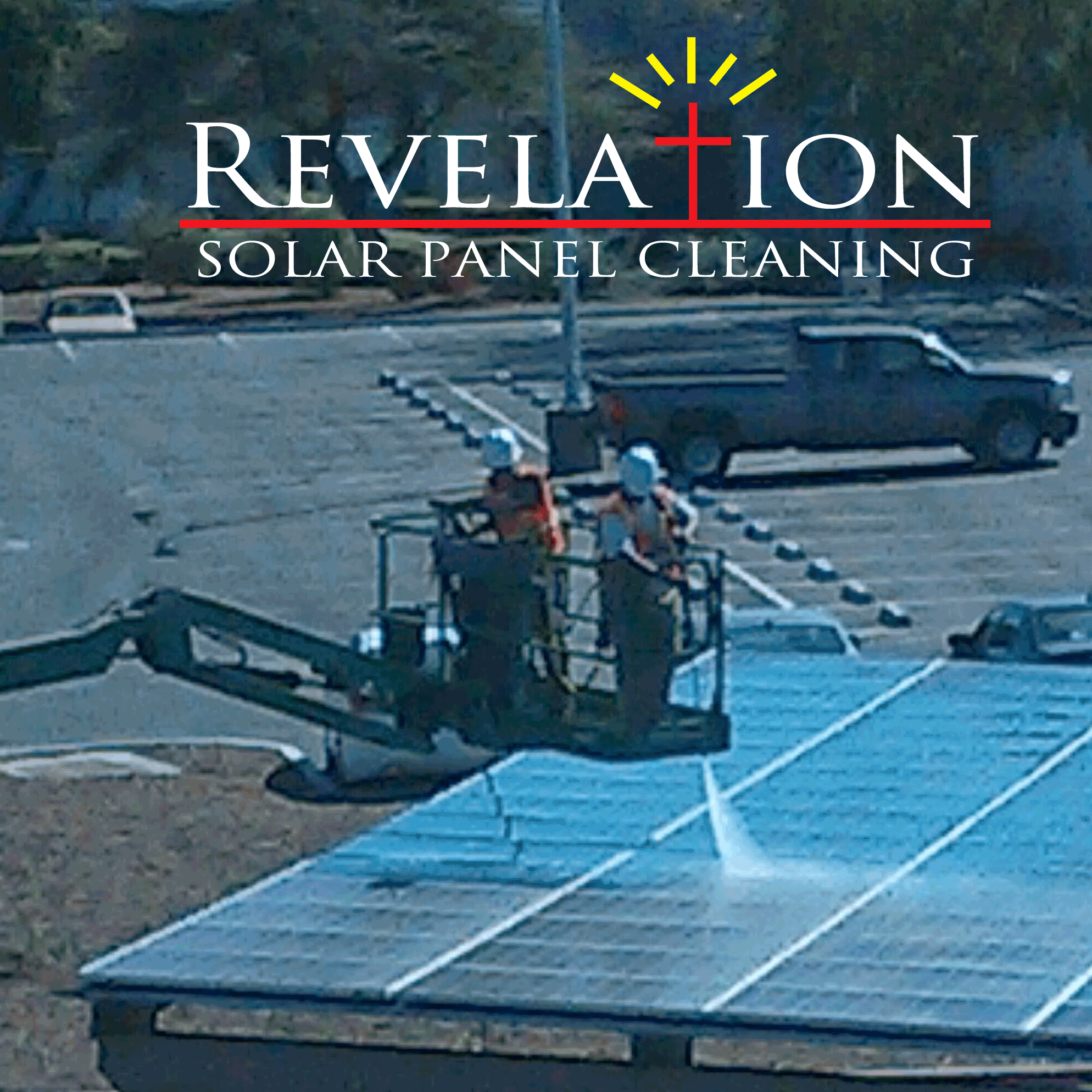 Revelation Solar Panel Cleaning