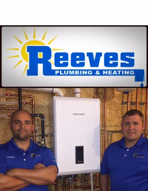 Reeves Plumbing Amp Heating Co Eastlake Ohio Oh