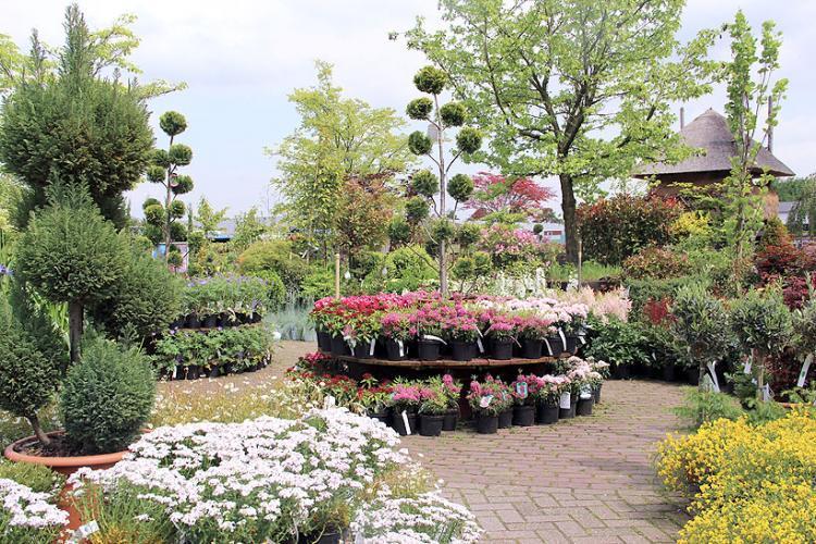 Tuincentrum 't Vaarderhoogt