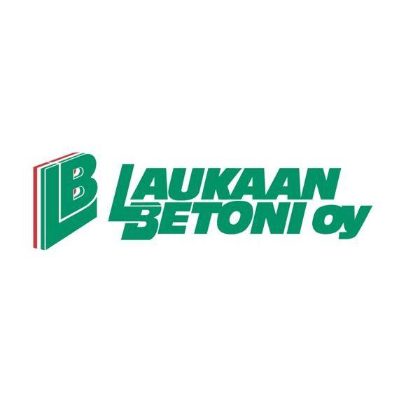 Laukaan Betoni Oy / Jyväskylä Logo