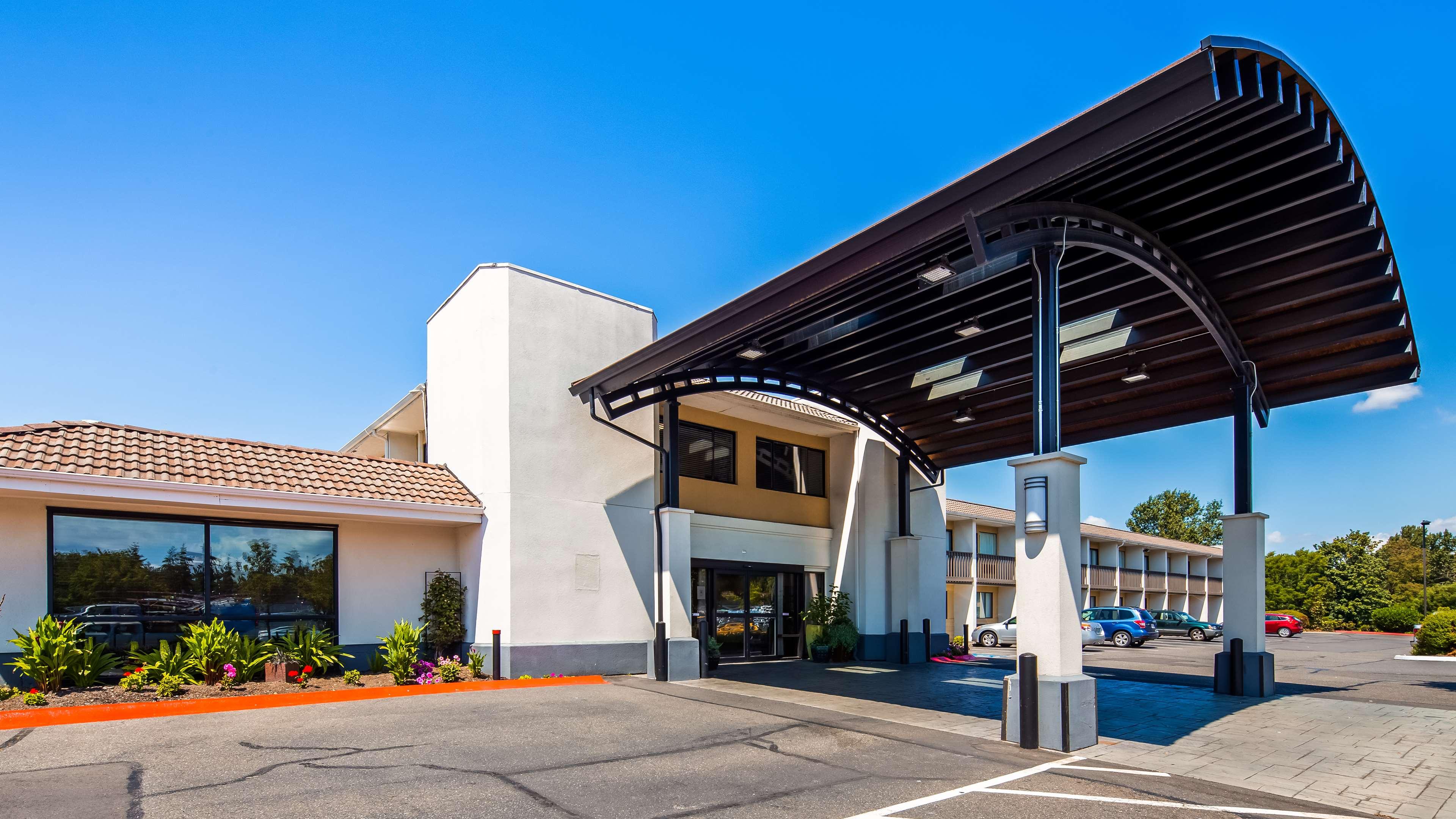 best western seattle airport hotel seattle washington wa. Black Bedroom Furniture Sets. Home Design Ideas