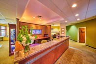 Lobby of Carmel Cosmetic and Plastic Surgeons   Indianapolis, IN