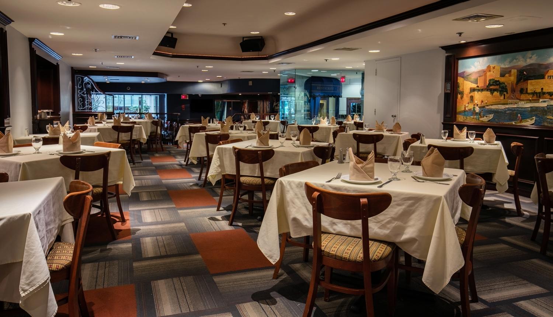 Best Western Ville-Marie Montreal Hotel & Suites à Montreal: Restaurant