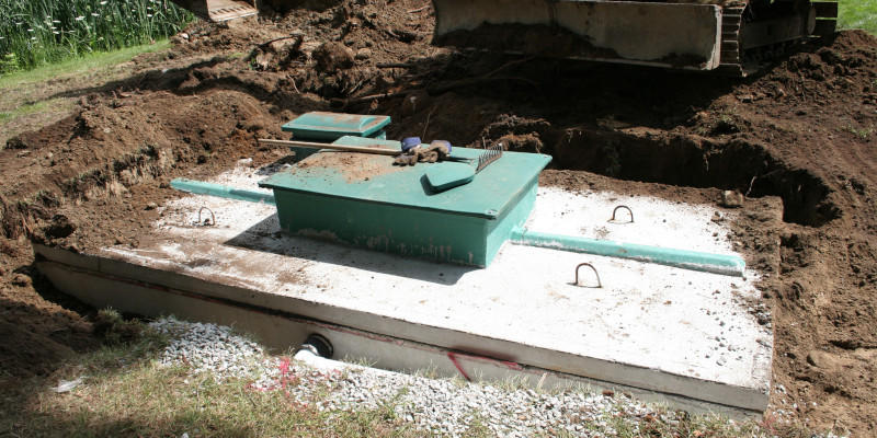 The best way to prolong the life of septic tanks is with regular maintenance and inspections.