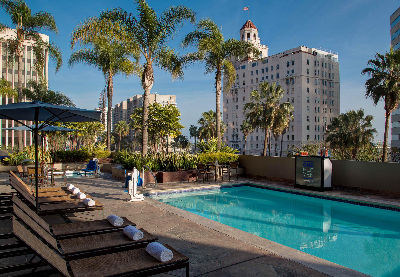 renaissance long beach hotel long beach california ca. Black Bedroom Furniture Sets. Home Design Ideas