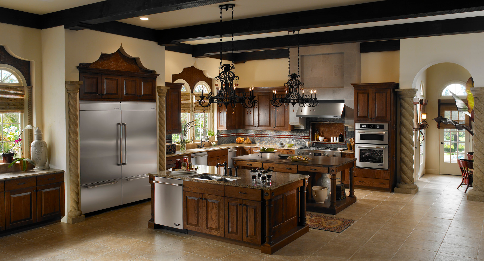 dream kitchen designs universal appliance and kitchen center panorama city 3469
