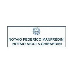 Studio Notarile Associato Dott. Federico Manfredini - Dott. Nicola Ghirardini