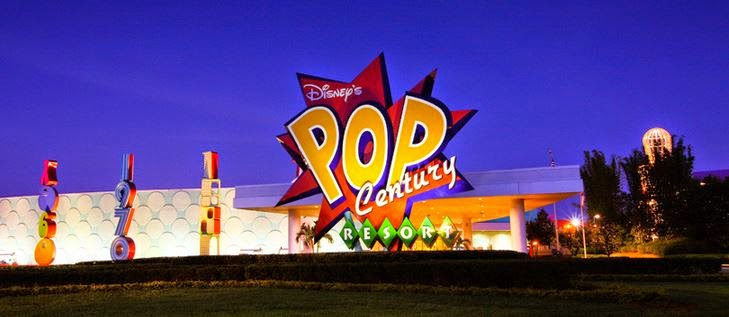 Disney's Pop Century Resort - Kissimmee, FL 32830 - (407)938-4000 | ShowMeLocal.com