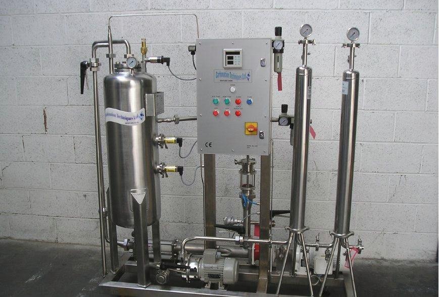 Carbonation Techniques Ltd