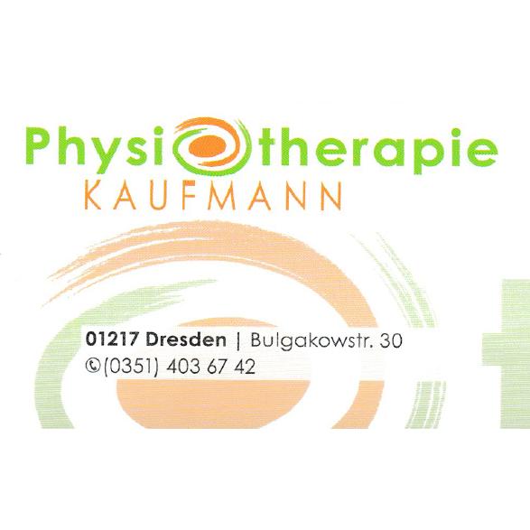 Bild zu Physiotherapie Kaufmann in Dresden
