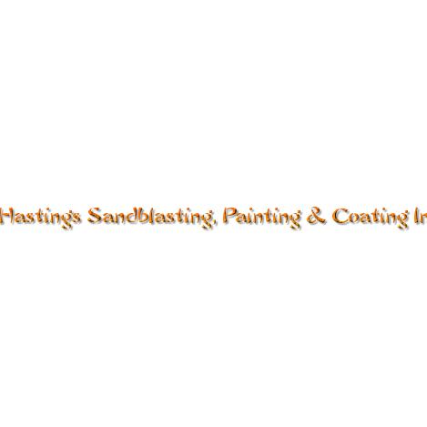Hastings Sandblasting, Painting & Coating Inc