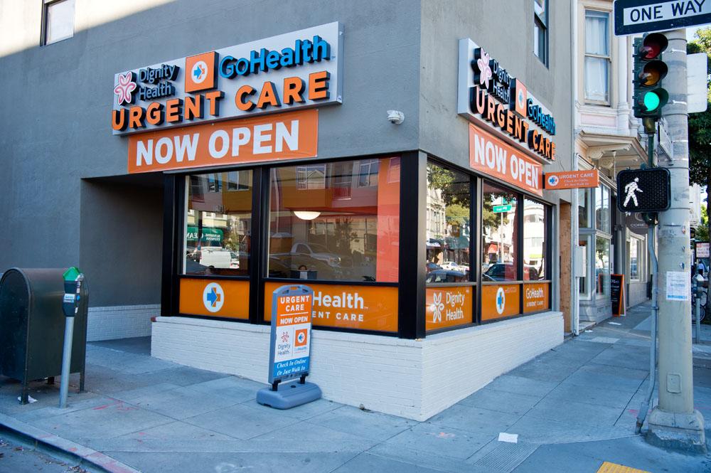 Dignity Health Gohealth Urgent Care In San Francisco Ca