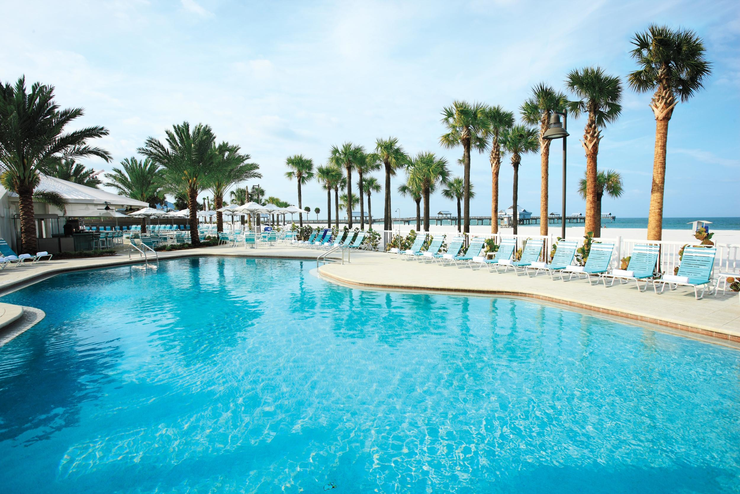 Hilton Clearwater Beach In Clearwater Fl 727 461 3222