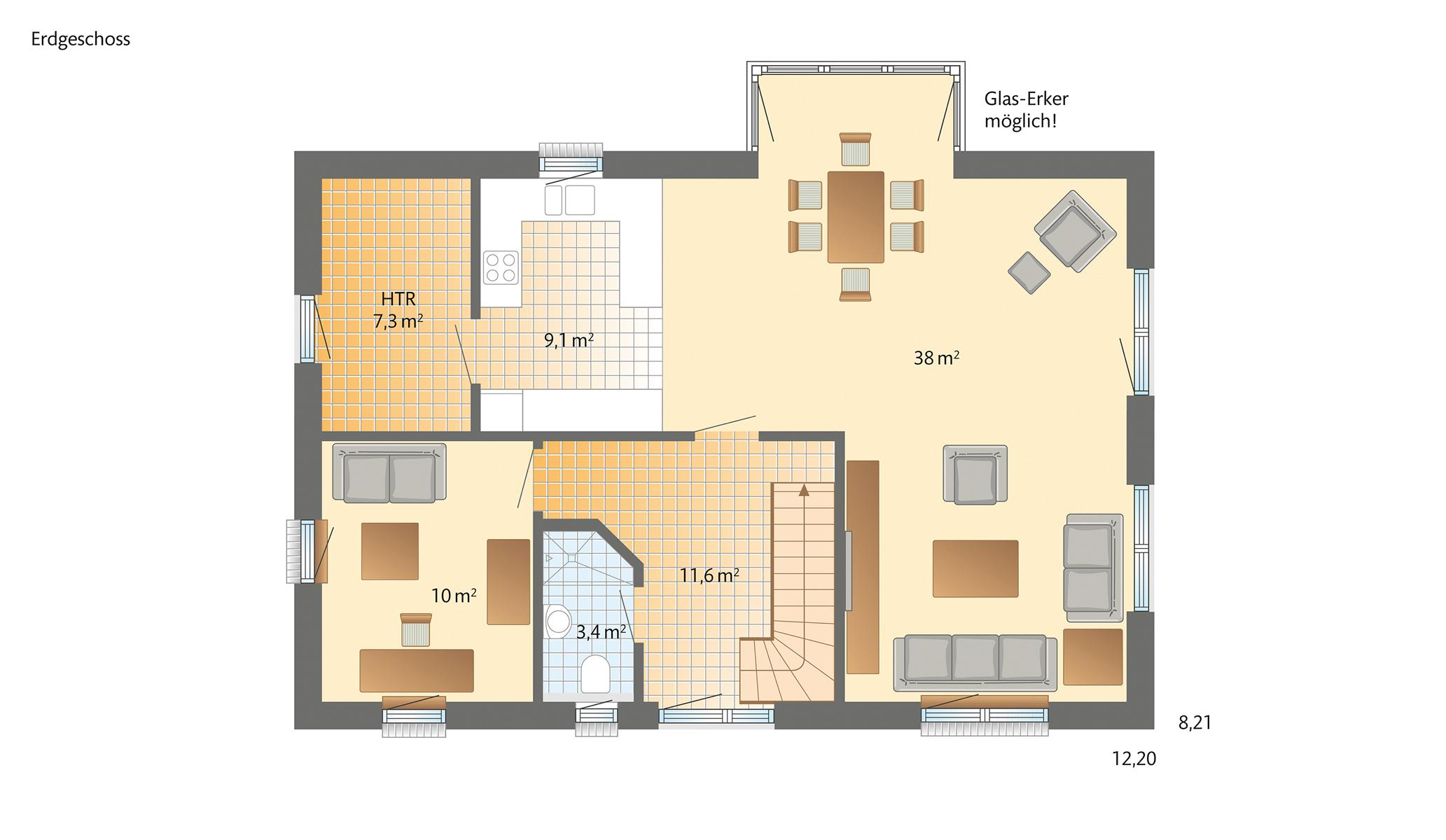 Danhaus - Das 1Liter-Haus! in Mülheim-Kärlich
