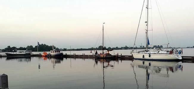 Jachthaven De Brasem