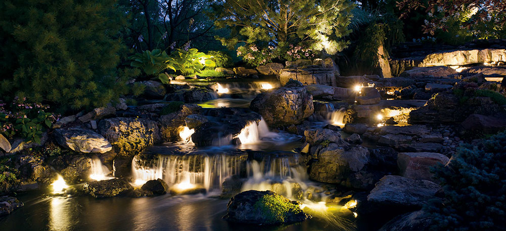landscape lighting designers plus coupons near me in