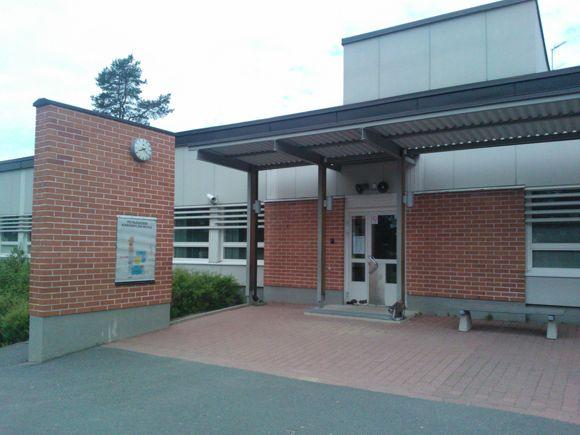 Petäjäveden kunta Kirkonkylän koulu