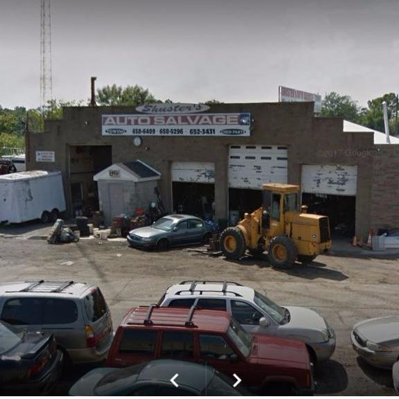 Shusters Auto Salvage - Wilmington, DE - Auto Parts