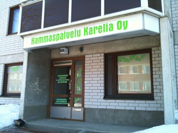 Hammaspalvelu Karelia Oy