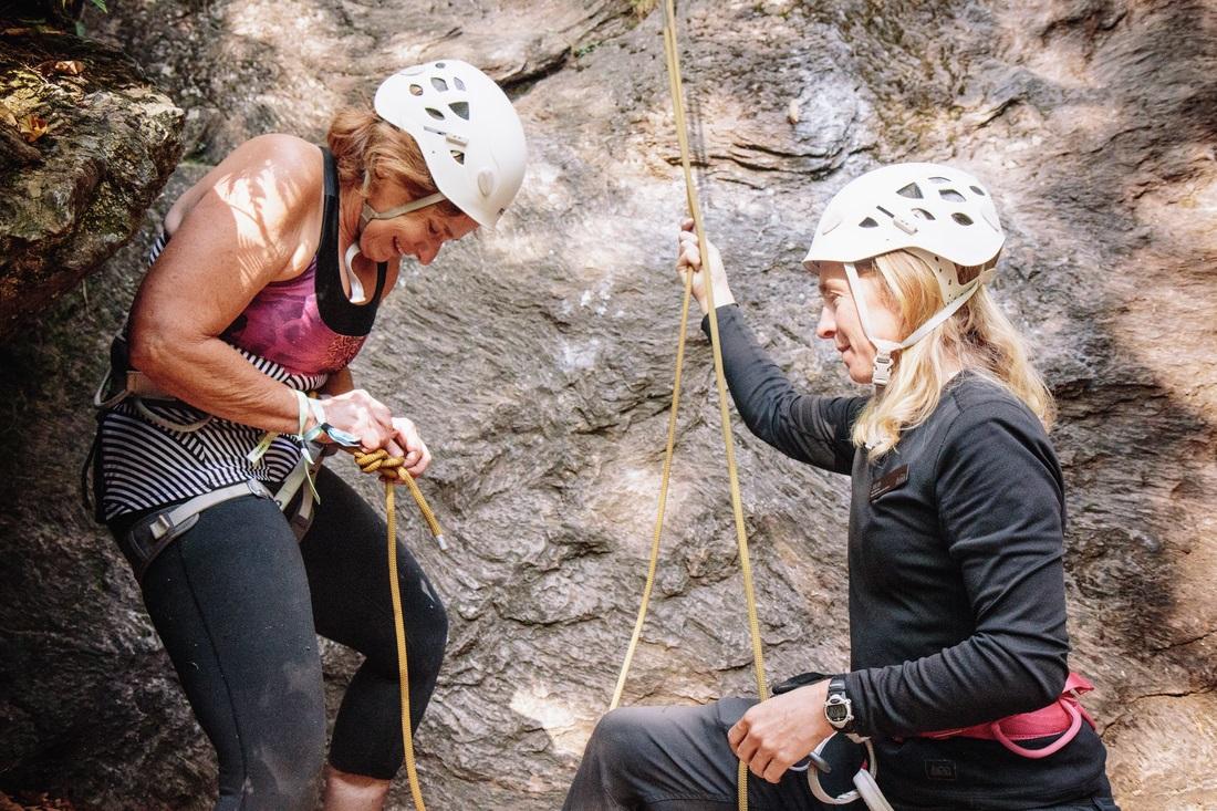 Climbing Knot Basics Class