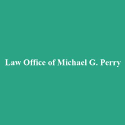 The Law Office of Michael G. Perry Logo