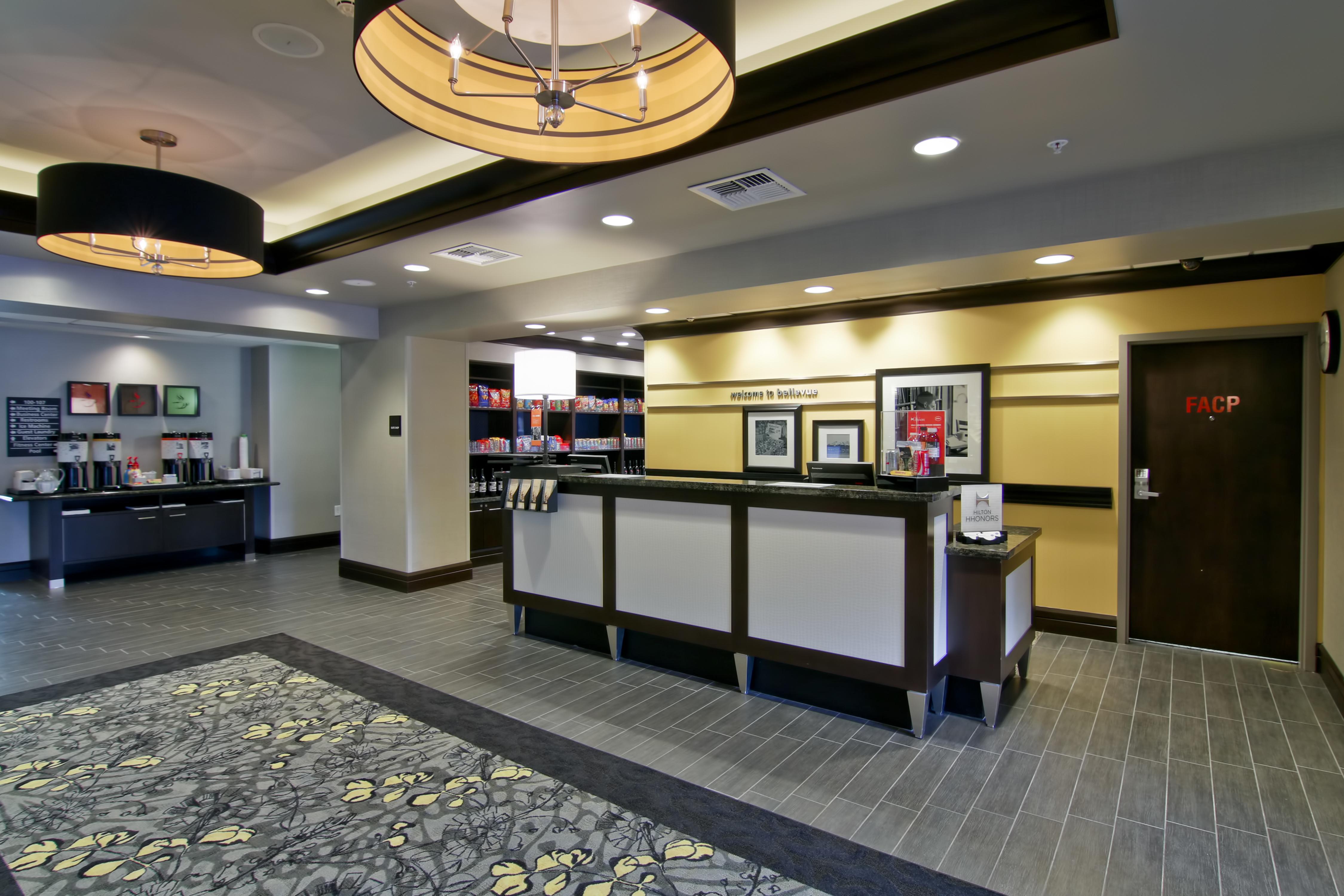 Hampton Inn  U0026 Suites Bellevue Downtown-seattle