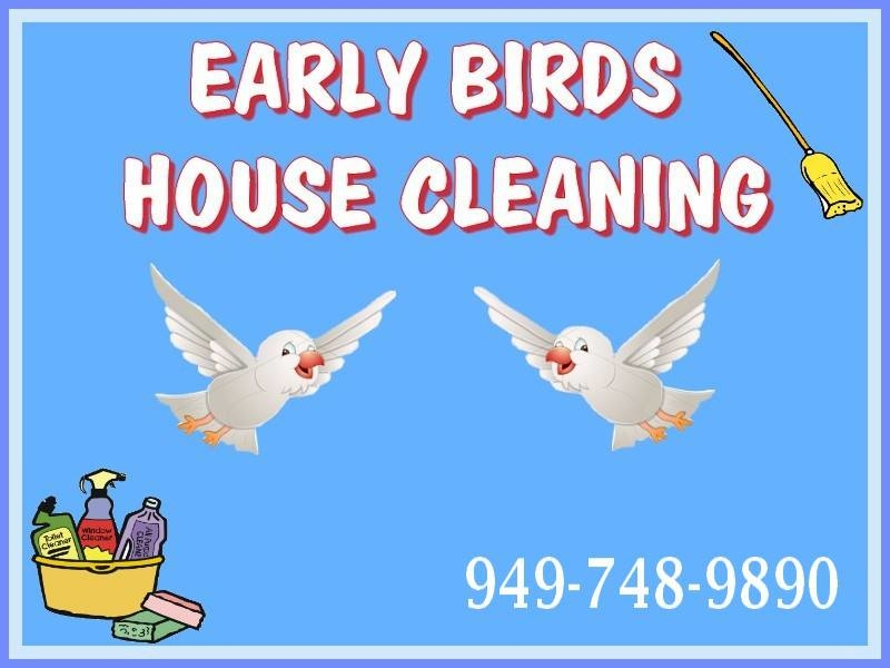 Early Birds House Cleaning