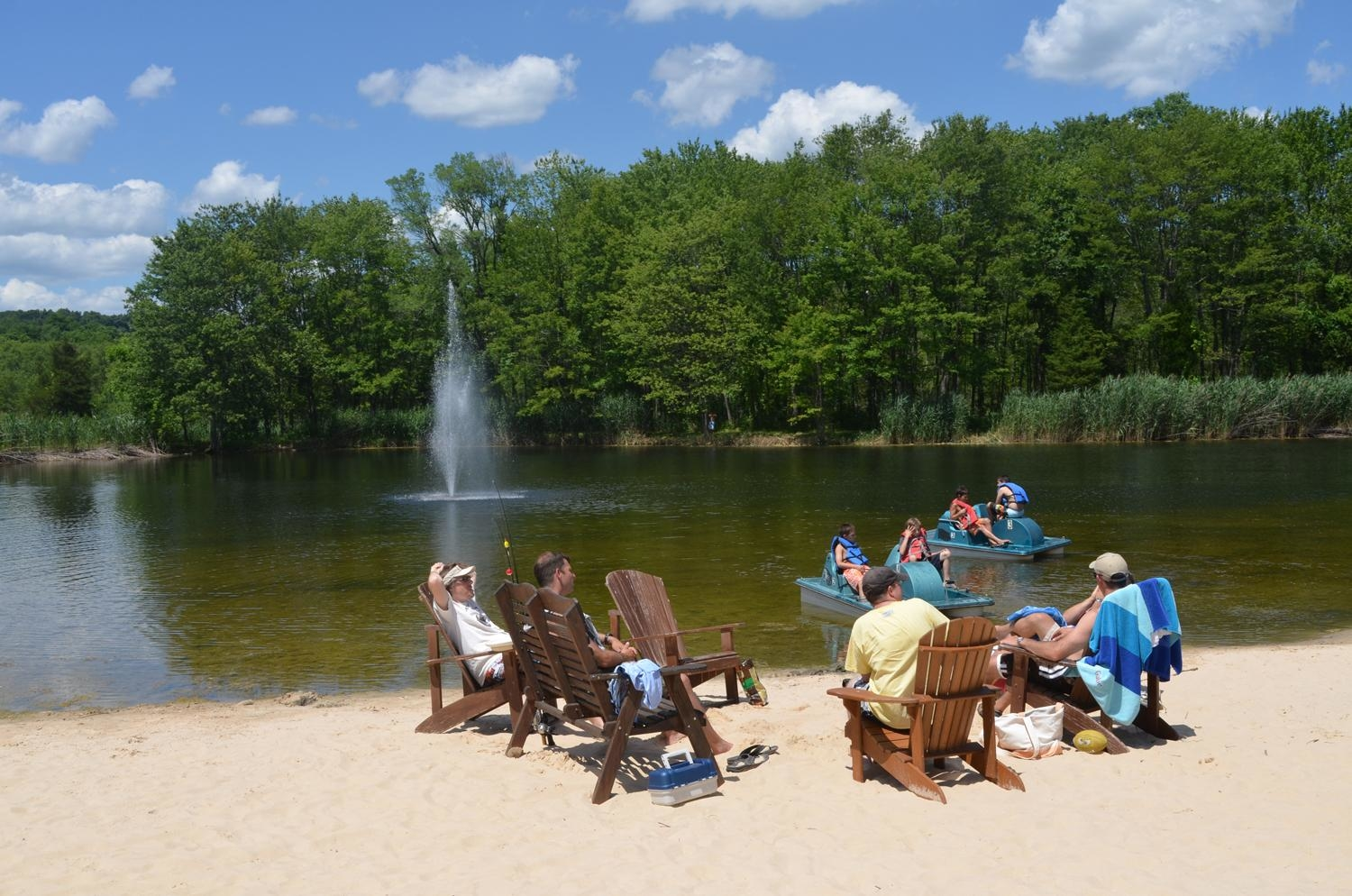 The Great Divide Campground Llc Newton New Jersey Nj