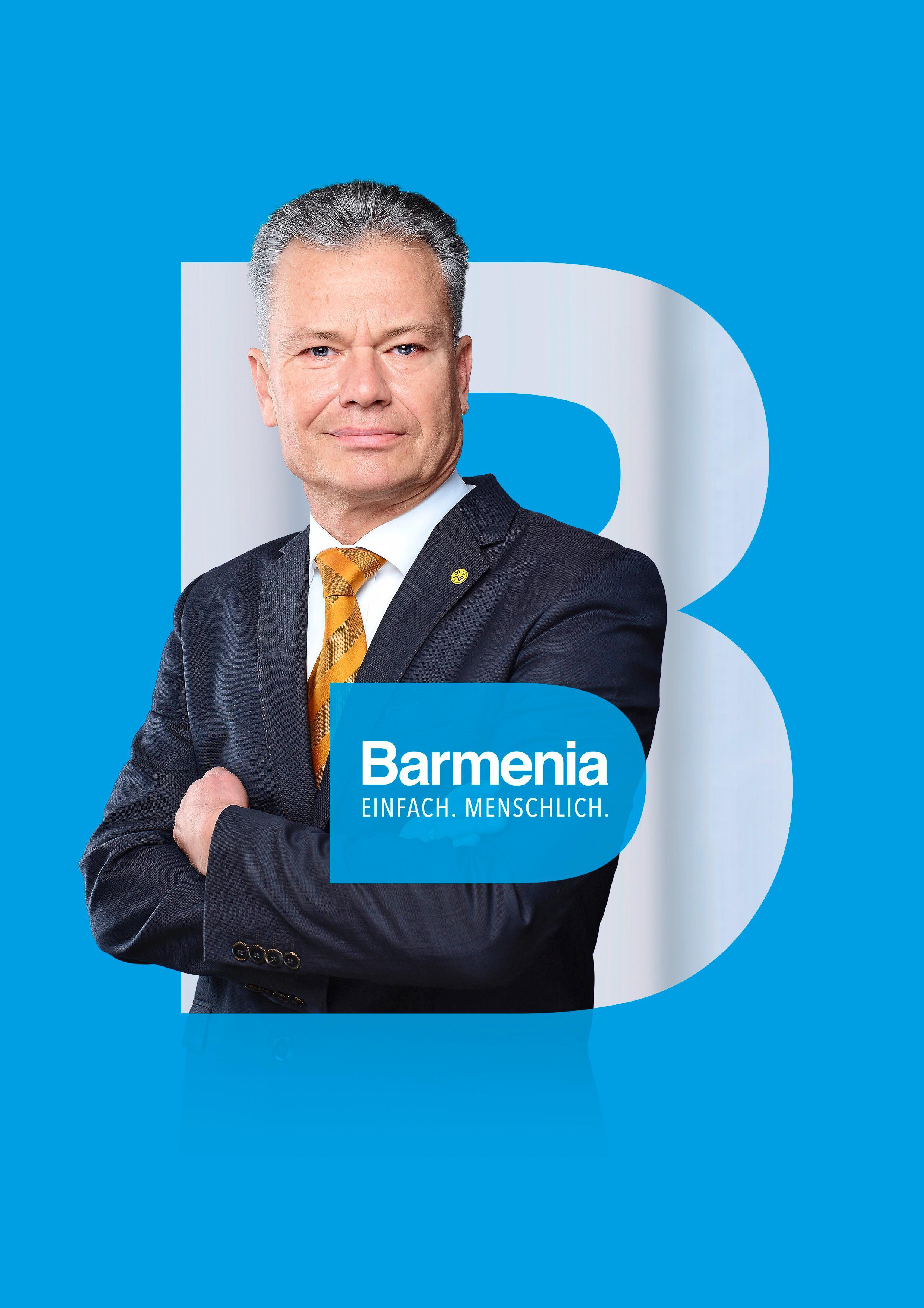Rene Bienert. Ihr Ansprechpartner für die Barmenia Versicherung in Halle (Saale).