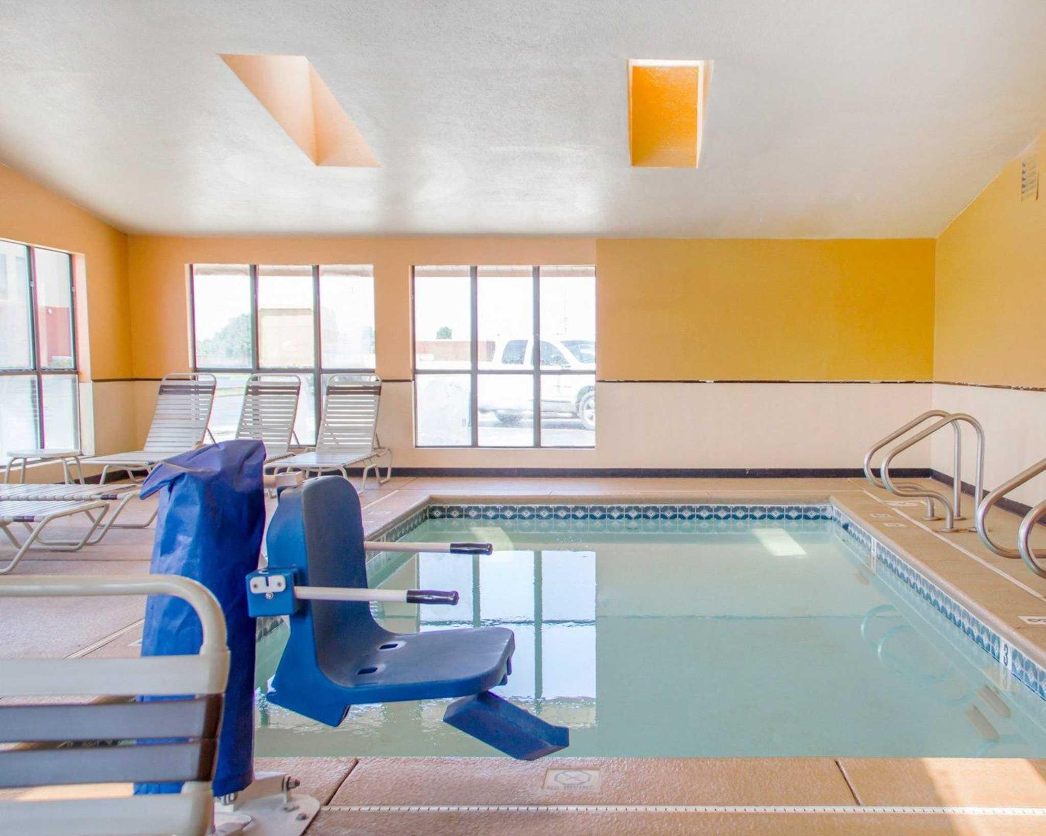 Broken Arrow Ok Hotels With Indoor Pool