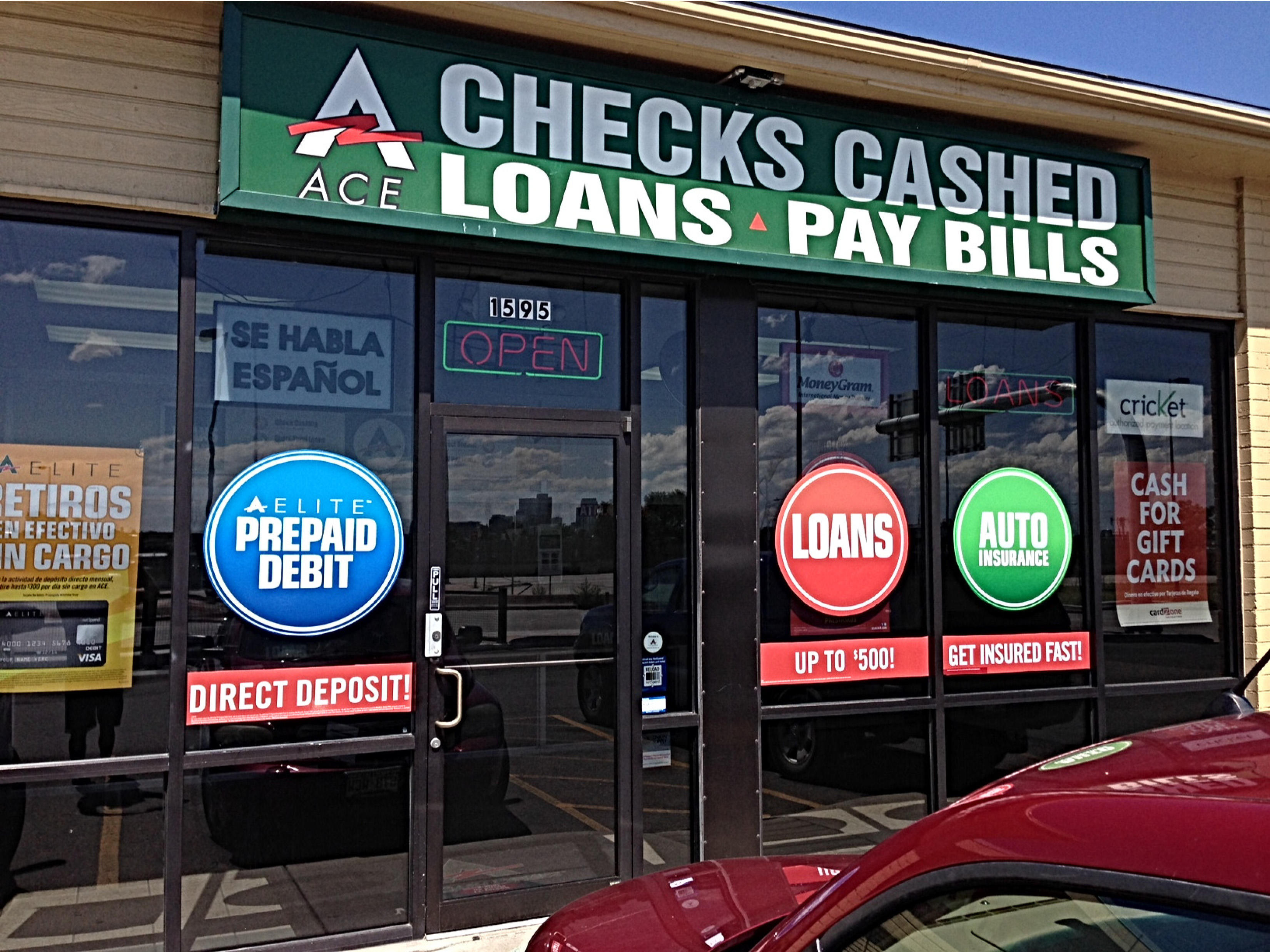 Ace loans coupons