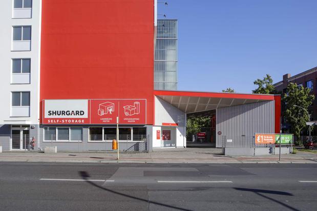 Kundenbild klein 4 Shurgard Self-Storage Berlin Tegel