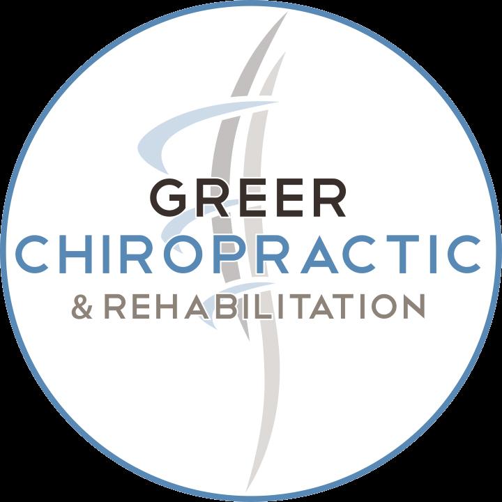 Greer Chiropractic Rehab Logo
